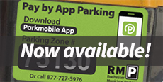 Park Mobile Pay By App