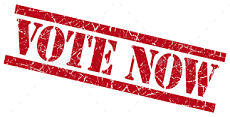 Vote Now for Primary and General Elections