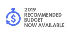2019 Recommended Budget Icon