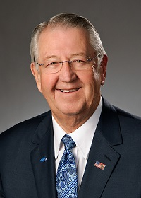 Mayor Ardell F. Brede photo