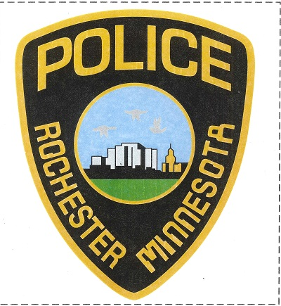 Photo of the Rochester Police Patch