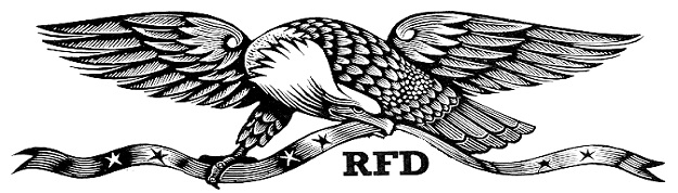 RFD insignia banner