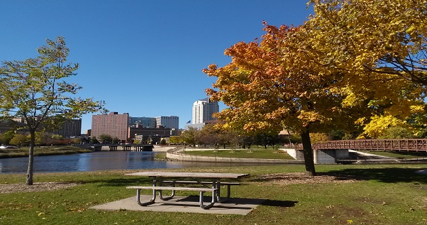 Rochester in Fall