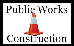 Road Closure on 15th St NW, West of Valleyhigh Drive