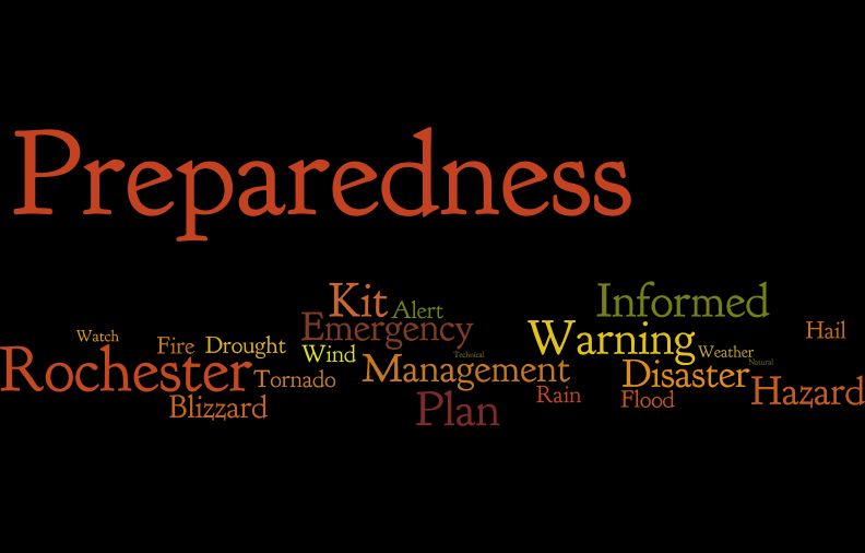 Preparedness wordle