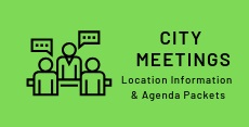 City Meetings Updated