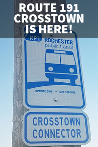 Old Rochester Subway Map Line Service.Rochester Public Transit Rochester Mn