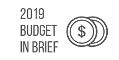 Budget in Brief for the year 2019