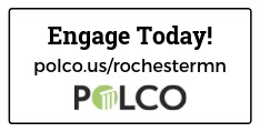 POLCO Engage Today Logo
