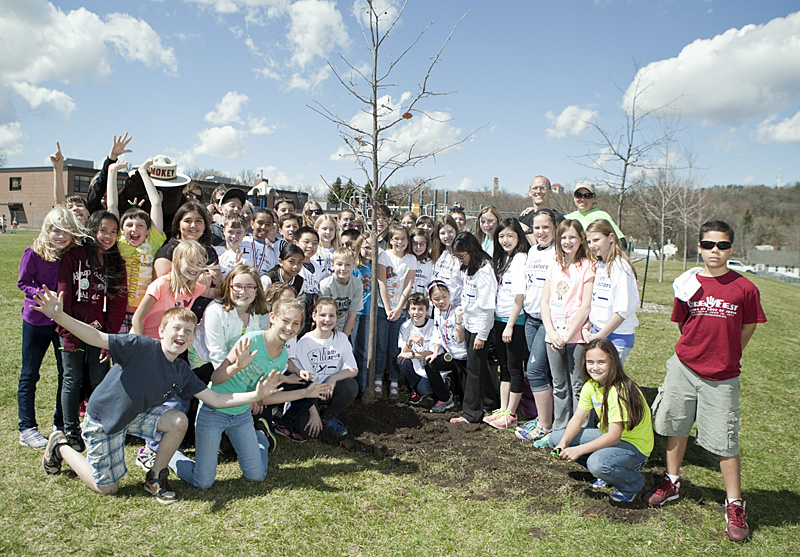 Arbor Day 2015 group
