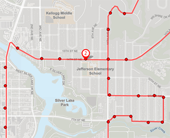 Real-Time Bus-Tracking   Rochester, MN